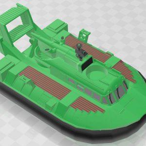 SRN-5 MODEL